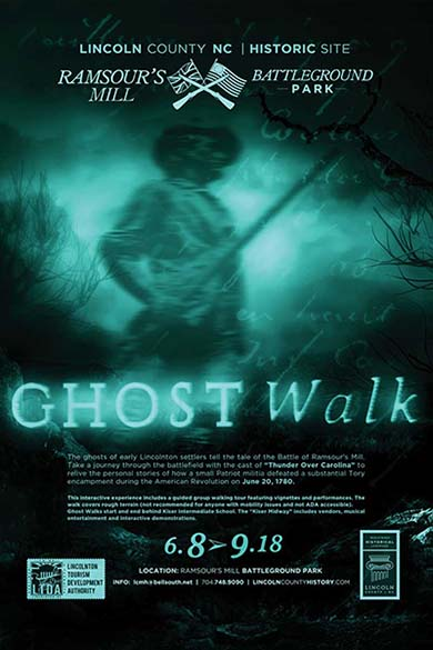 Lincoln County Historical Association: Ghost Walk