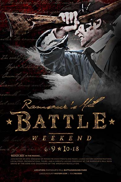 Lincoln County Historical Association: Battle of Ramsour's Mill